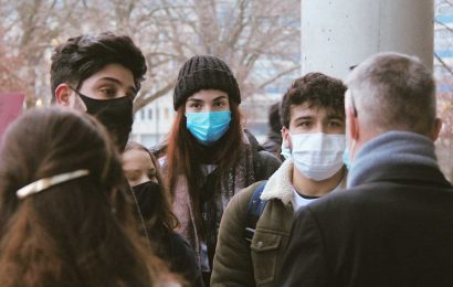 Mask wearing is still essential—and new research shows it can be tripled