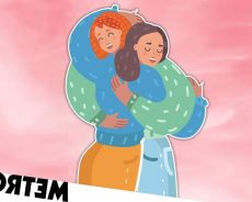 The science behind why hugs are good for us
