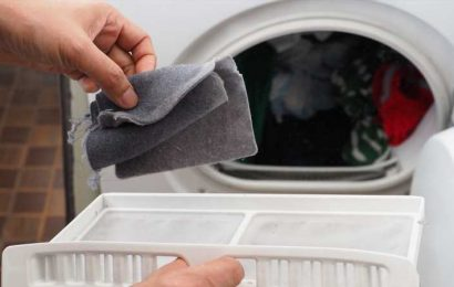 You've Been Cleaning Your Lint Trap Wrong All Along