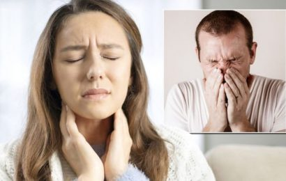 Professor warns there are more Covid symptoms than the classic three – five new signs