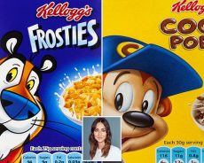 EVE SIMMONS: Why a Frosties tax will not tackle childhood obesity