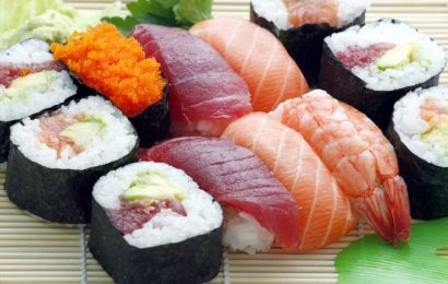 Experts recommend a varied and moderate consumption of sushi limiting quantities of tuna