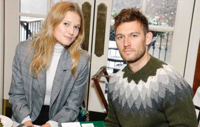 She's Here! Toni Garrn and Alex Pettyfer Welcome Their 1st Child