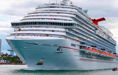 27 People Test Positive for COVID-19 on Carnival Cruise Ship Carrying Nearly 4,500