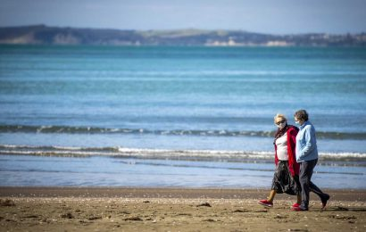 New Zealand wages high-stakes effort to halt virus outbreak