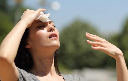 What Happens To Your Body When You Have A Heat Stroke
