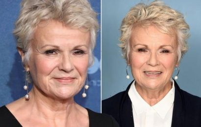 'I'm worried it's cancer' – Julie Walters thought doctors 'made a mistake' with diagnosis
