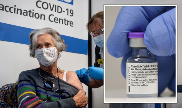 Covid booster vaccine: 1.5 million to get texts today – are you eligible?