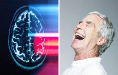 Dementia symptoms: A 'change in sense of humour' could signal dementia