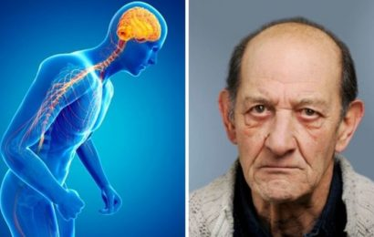 Parkinson's symptoms: The sign in your face you shouldn't ignore