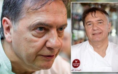 Raymond Blanc 'begged' doctors not to send him to ICU – the chefs terrible Covid battle