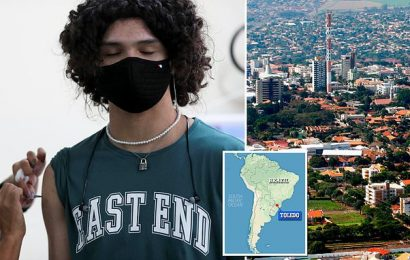 Pfizer will vaccinate everyone in Brazilian city with Covid shot