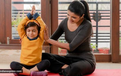 Teach your child these yoga asanas to stay calm and focus